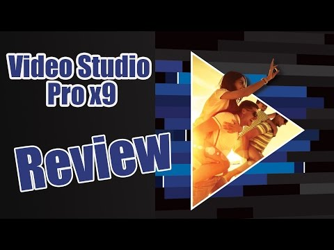 VideoStudio  X9. review