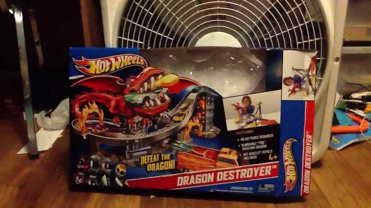 New 2012 Hot Wheels Dragon