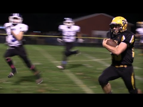 Camden at South Jefferson - NNY Football Game of the Week