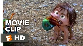 The Good Dinosaur Movie CLIP - Picky Eater (2015) - Jeffrey Wright, Frances McDormand Movie HD - Продолжительность: 11 секунд