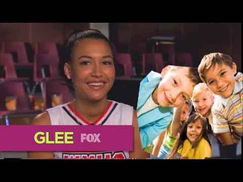GLEE - 10 Things You Didn't Know About Naya Rivera