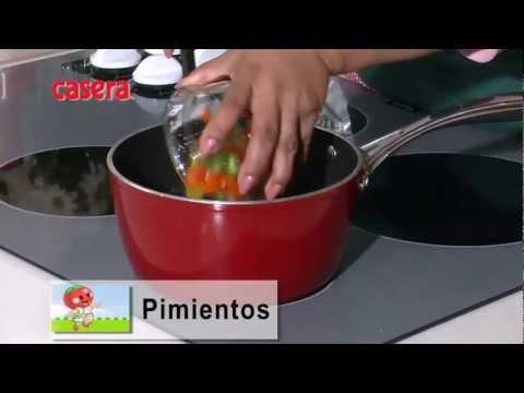 Arroz Casera con Vegetales