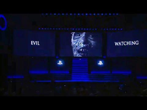 Resident Evil Revelations 2 Teaser Trailer (PS4)