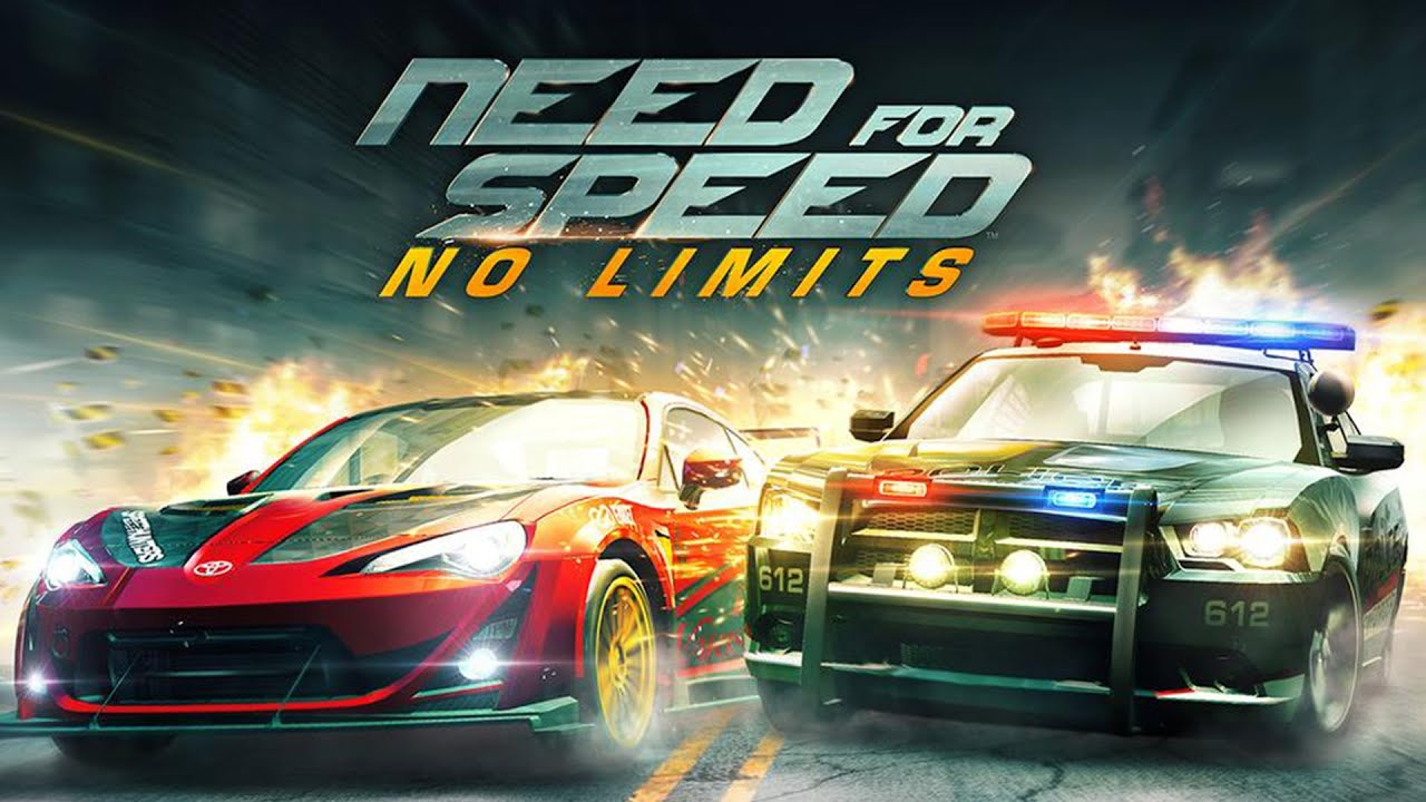 ������� ������ �� �������� : Need for Speed� No Limits v1.0.48