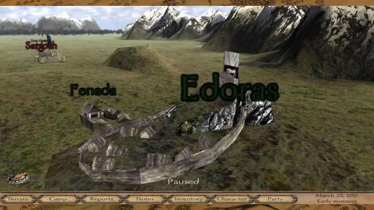 Lord Of The Rings Mount Blade Warband