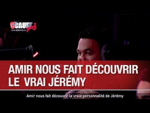 Amir nous fait découvrir la vraie personnalité de Jéremy  C'Cauet sur NRJ