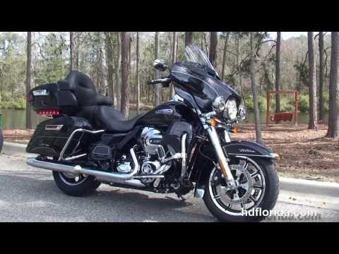 New 2014 Harley Davidson Electra Glide Ultra Classic Motorcycles for sale Lake City FL