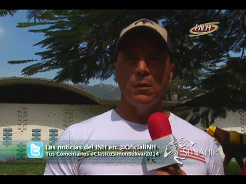 Clásico Simón Bolívar Entrevista AnteSala  Juan Carlos Avila