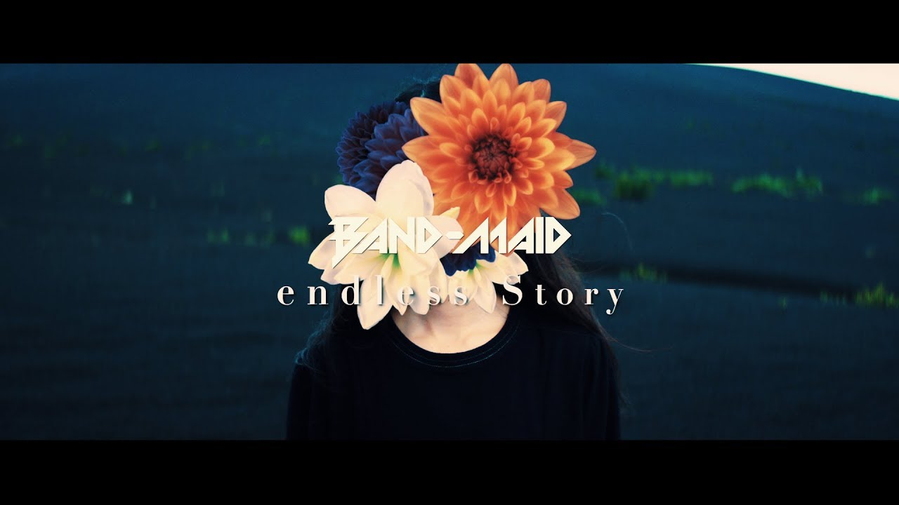 "BAND-MAID - ""endless Story""のMVを公開 新譜アルバム2019年12月発売予定 thm Music info Clip"