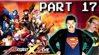 Project X - Project X Zone (Chapter 12) Fury Sparks