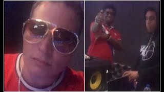 Scott Storch Pulls Up On Kodak Black Makes The Sickest Beat Ever