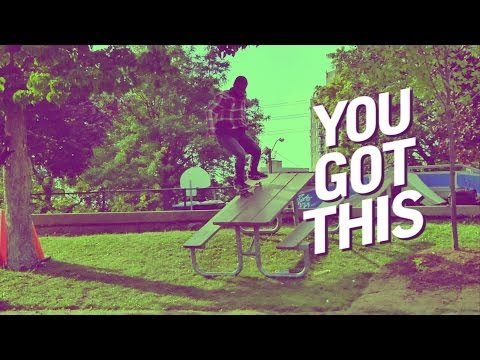 Nathaniel Allicock - You Got This