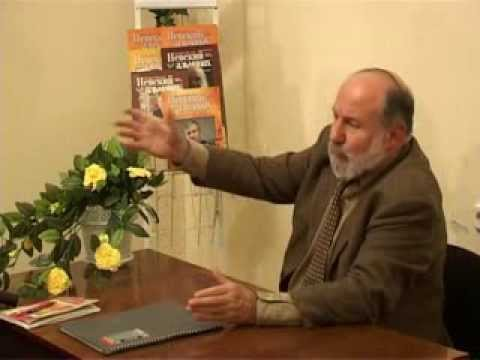 """В гостях у """"Невского альманаха"""" французский филолог-славист Ренэ Герра"""