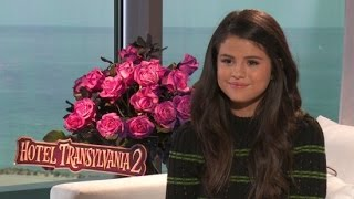 Selena Gomez Reveals How She Deals With the Haters