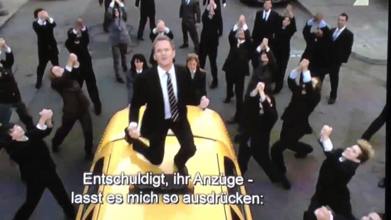 barney stinson suit song german subtitels