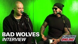 Download Lagu BAD WOLVES talk about their new album DISOBEY, ZOMBIE, touring and much more! Gratis STAFABAND