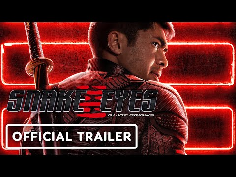 Snake Eyes: G.I. Joe Origins - Official Teaser Trailer (2021) Henry Golding, Samara Weaving