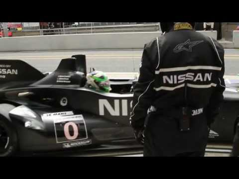 Nissan at Le Mans 24h: Qualifying Day 1