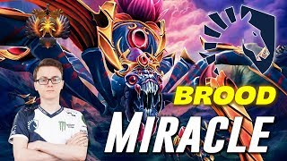 Miracle Broodmother | BATTLE CUP | Dota 2 Pro Gameplay