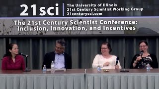 Watch 21st Century Scientist Career Panel