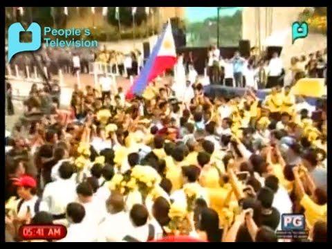 Mga biktima ng kalamidad, magiging bahagi ng pagdaraos ng 28th Anniv. ng EDSA People Power