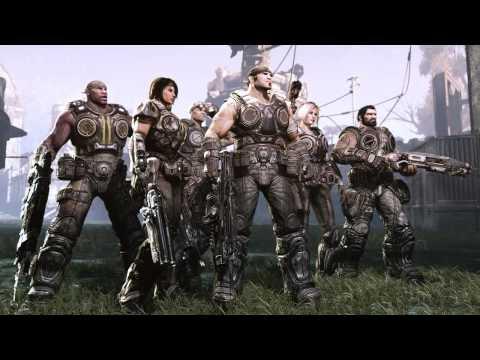 OG SLICK Gears of War 3 LA E3 Video