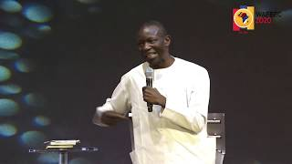 WAFBEC 2020 DAY 2-MORNING SESSION with Bishop Wale Oke