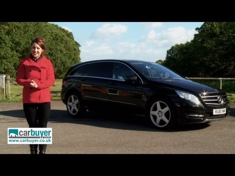 Mercedes R-Class MPV review - CarBuyer
