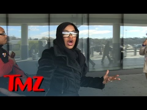 'real Housewife' Phaedra Parks -- Me And The Kids Are Going To The Big House For Xmas! video
