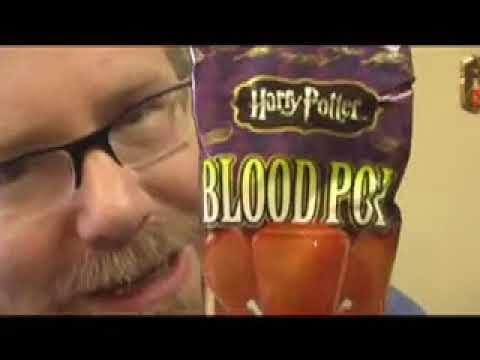 Harry Potter Candy FAIL Toy Review by Mike Michael Mozart of JeepersMedia Epic