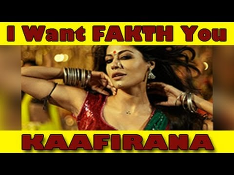 Kaafirana (I Want Fakht You) - Joker...