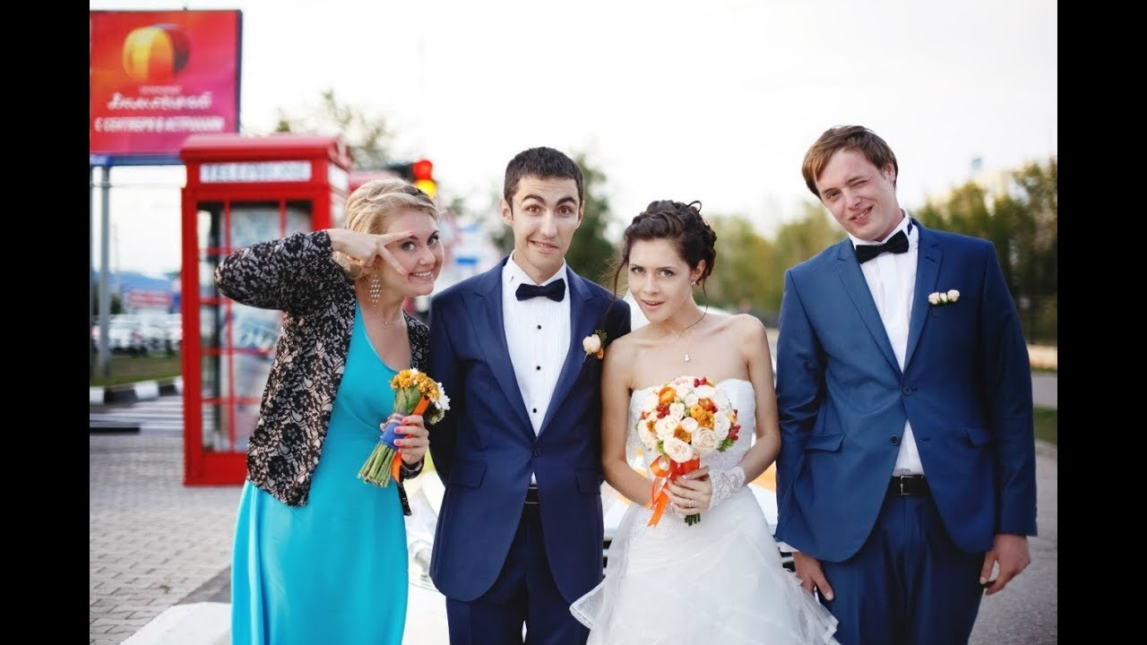Свидетель отодрал невесту на свадьбе 12 фотография