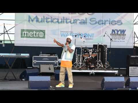 Ras Professor - 29th Annual Caribbean Festival
