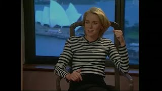 Tank Girl - Interview with Naomi Watts (1995)