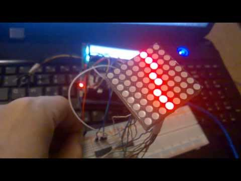 Shift Registers tutorial by Lucidtronix