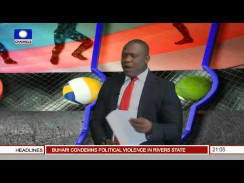 Sports Tonight: Analysing Team Nigeria's Tennis Juniors & Boxers Performances Pt 1