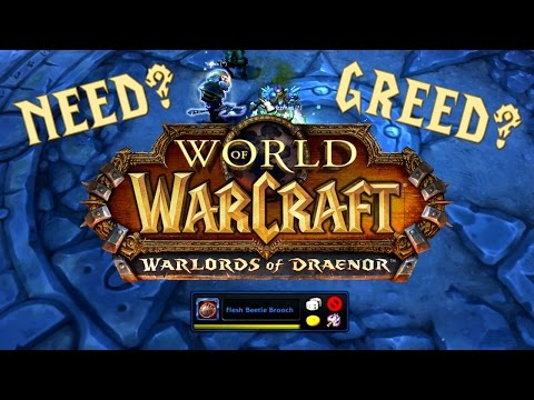 The Great WoW Loot System Fiasco!