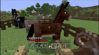 Minecraft yellowolfs awesome world part: 109// Stable animals