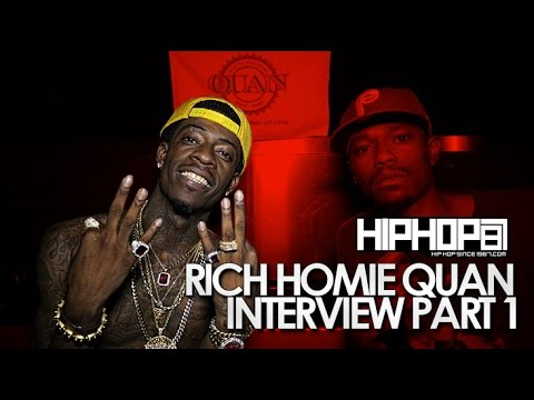Rich Homie Quan Talks New Song w/ Drake & Forthcoming Album