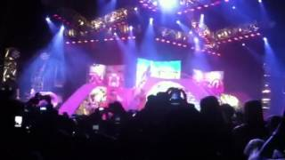 "Nicki Minaj - ""I Am Your Leader"" - Pink Friday Tour 2012 - Birmingham, AL"