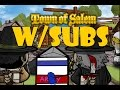 Town of Salem W/Subs | Amnesiac Gameplay | The Best Way To Win As Amne