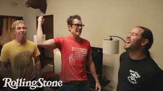 Johnny Knoxville Talks About Accidentally Stabbing Steve-O