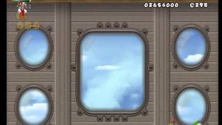 New Super Mario Bros. Wii 100% Old 3:51:27