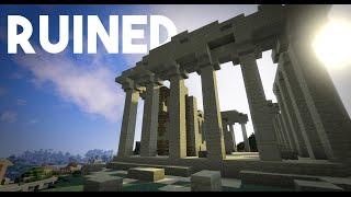 Minecraft Building w/ BdoubleO :: Building Ruins :: ep 307