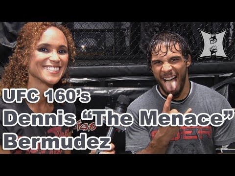 UFC 160s Dennis Bermudez on Holloway Bout Split Decisions  Puerto Rican Parades