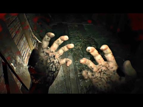 Resident Evil 7 Demo Bad Ending / Infected Ending