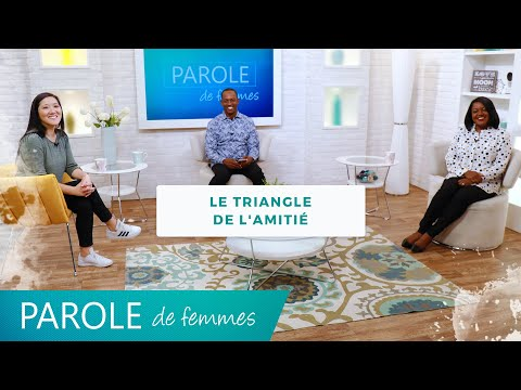 Le triangle de l'amitié - Parole de femmes - Elhadj Diallo