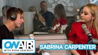"""Sabrina Carpenter """"There's Nothing Holdin' Me Back"""" (Acoustic) 