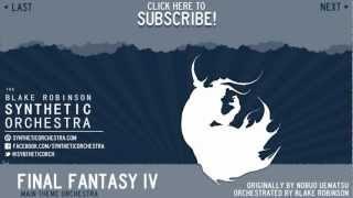 Final Fantasy IV - Main Theme Orchestra