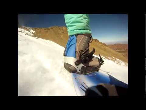GoPro Snowboarding in Africa